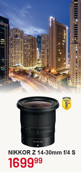 Nikkor Z 24-70mm f/2.8 S S