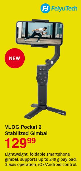 VLOG Pocket 2 Stabilized Gimbal