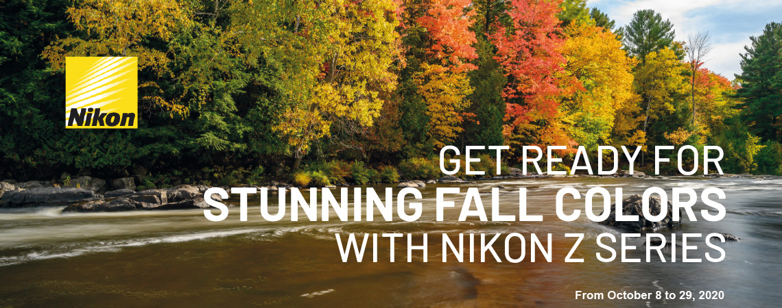 Get ready for stunning fall colors