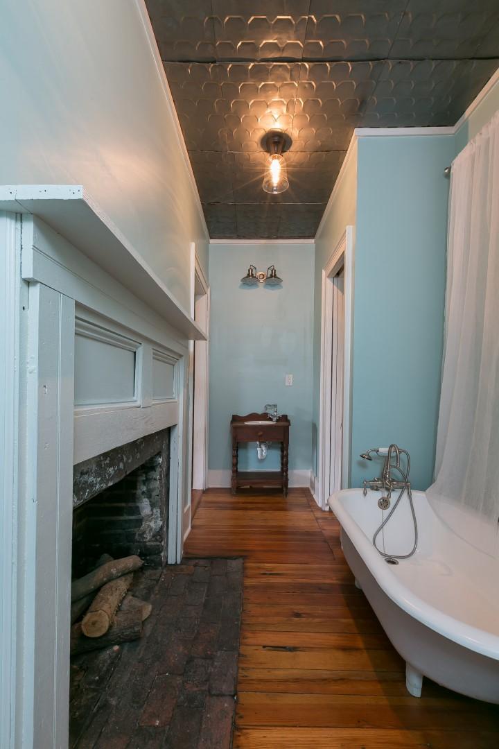 Bathroom update in Charleston, SC