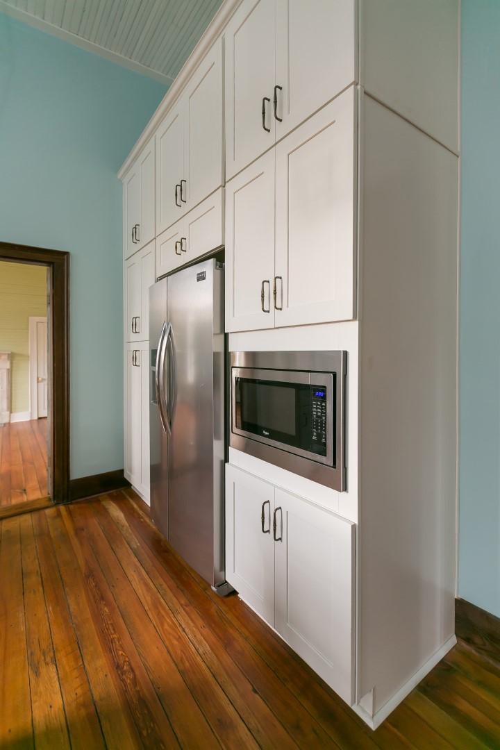 Kitchen cabinet refinish, Charleston, SC