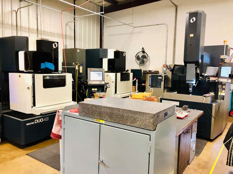 A type of CNC Machine