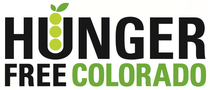 Hunger Free Colorado Logo