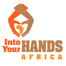 Into your hands africa logo