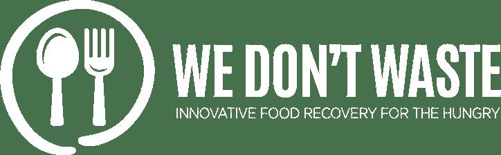 We Don't Waste Logo