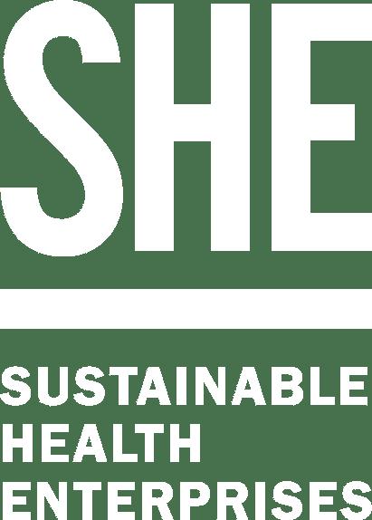 Sustainable Health Enterprises Logo