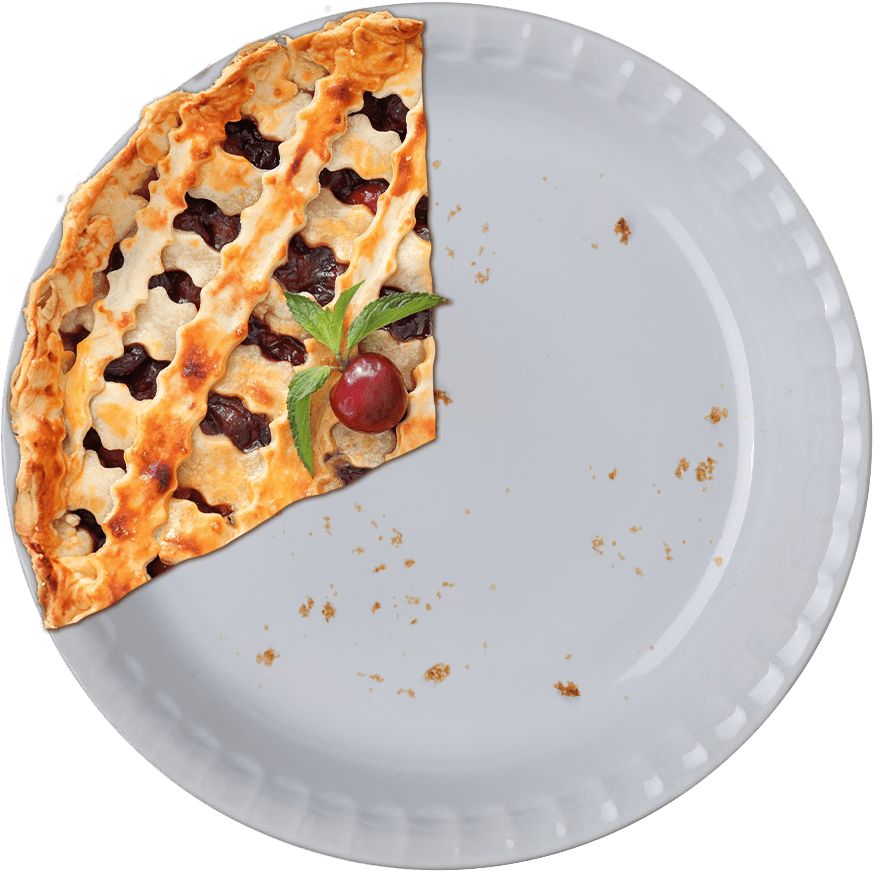 Pie Chart Environment Slice