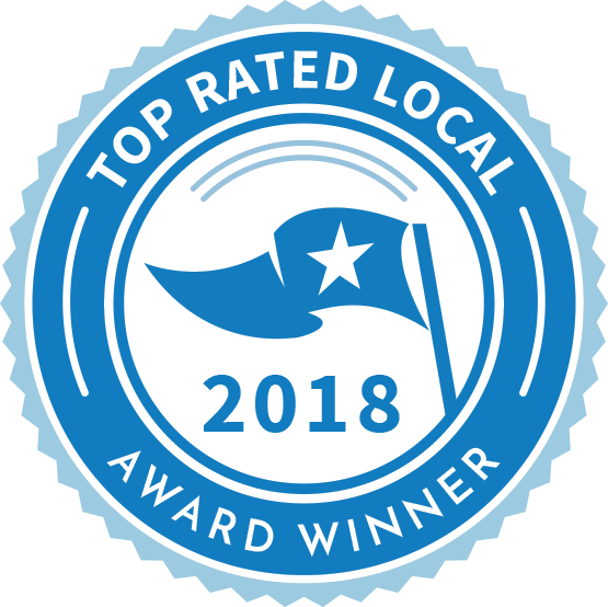 MasterPro Service was awarded the top rated local award of 2018.