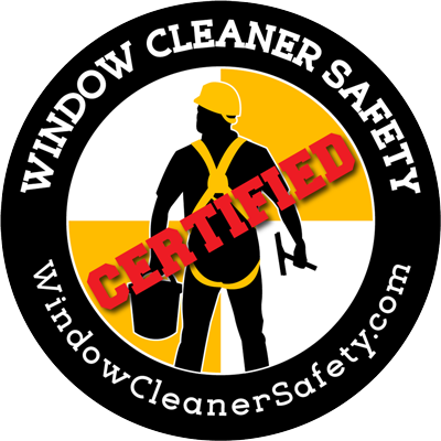 Window Cleaner Safety Certification