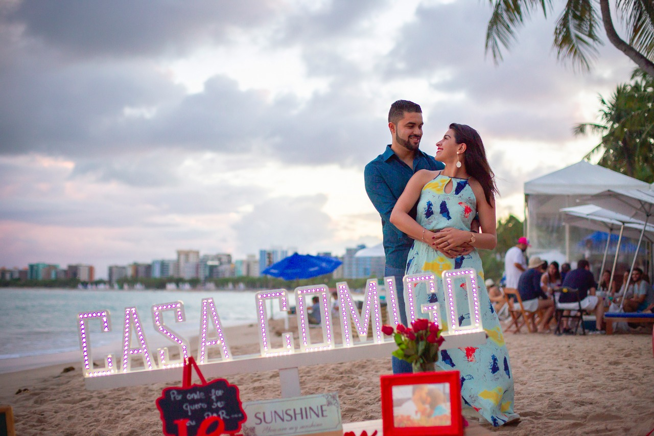 casa comigo na praia pedido de casamento na praia