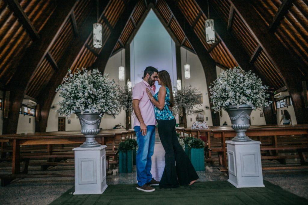 pedido de casamento na igreja em cuiaba