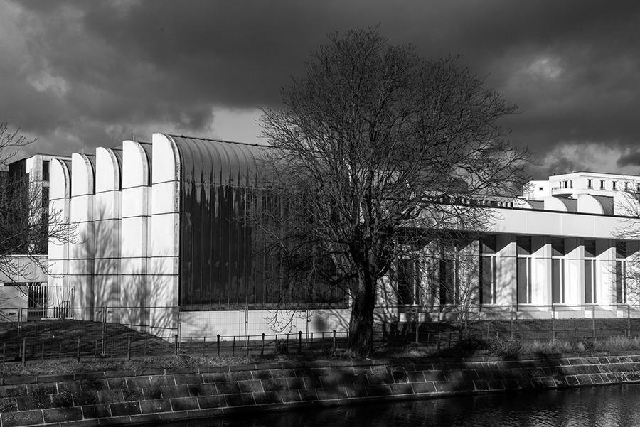 © Eric-Jan Ouwerkerk Bauhaus-Archiv von Walter Gropius