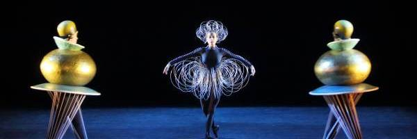 Das Triadische Ballett © Wilfried Hösl