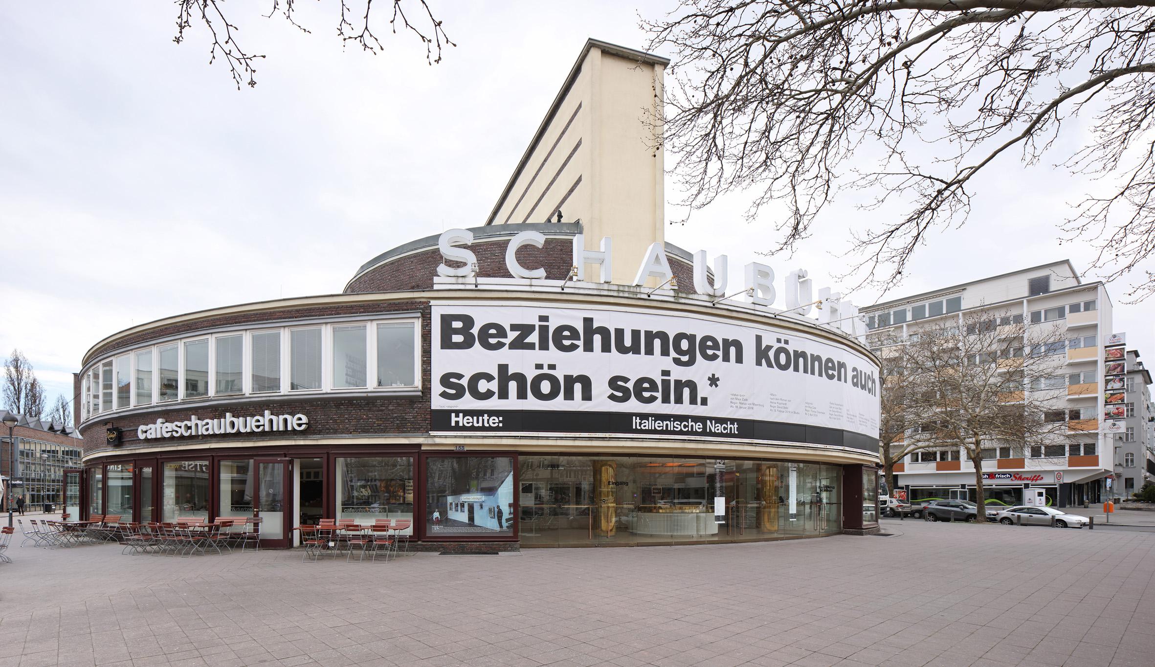 Schaubühne, 2019 © Mila Hacke