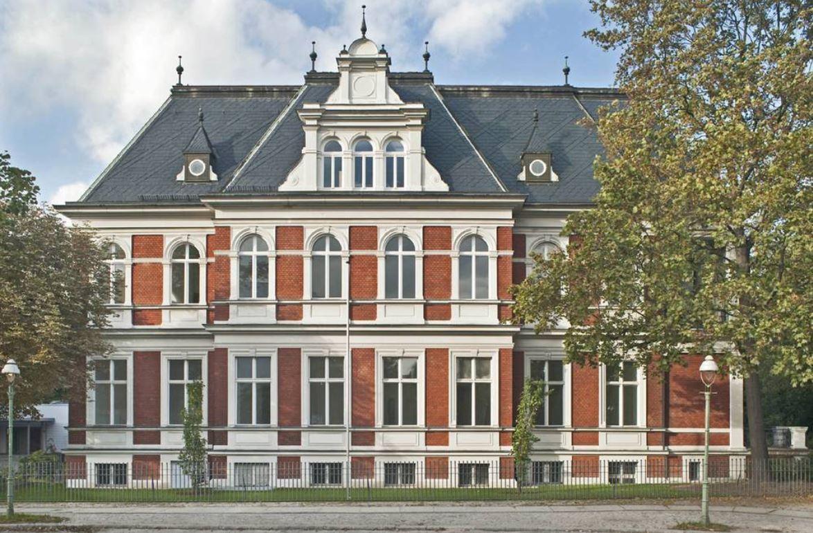 Villa Oppenhein, Foto: Friedhelm Hoffmann