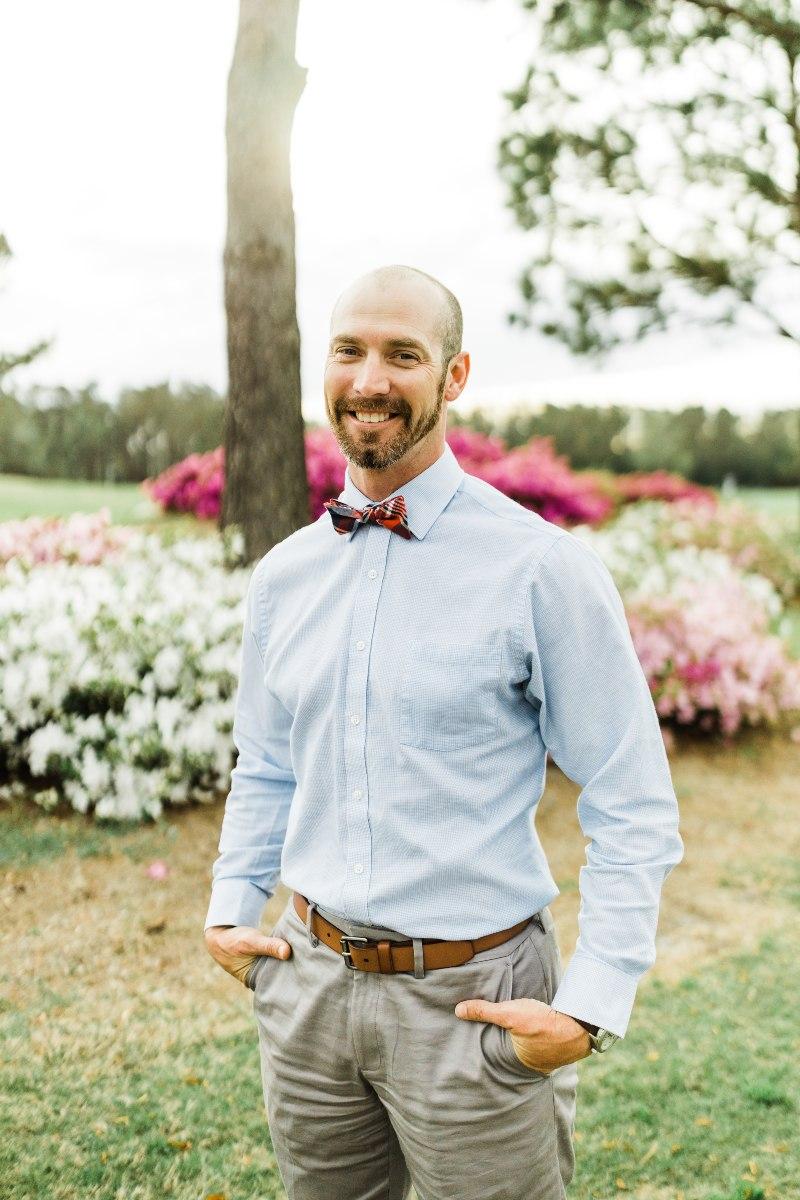 Wilmington dentist Dr. Ben Friberg