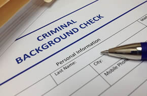 Criminal background checks