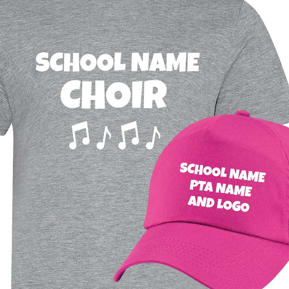 Personalised clothing for schools