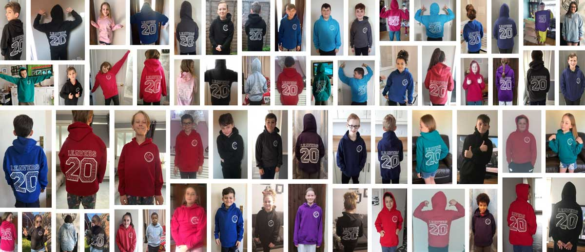 photo of Langney Flash Mob wearing Hartland clothing