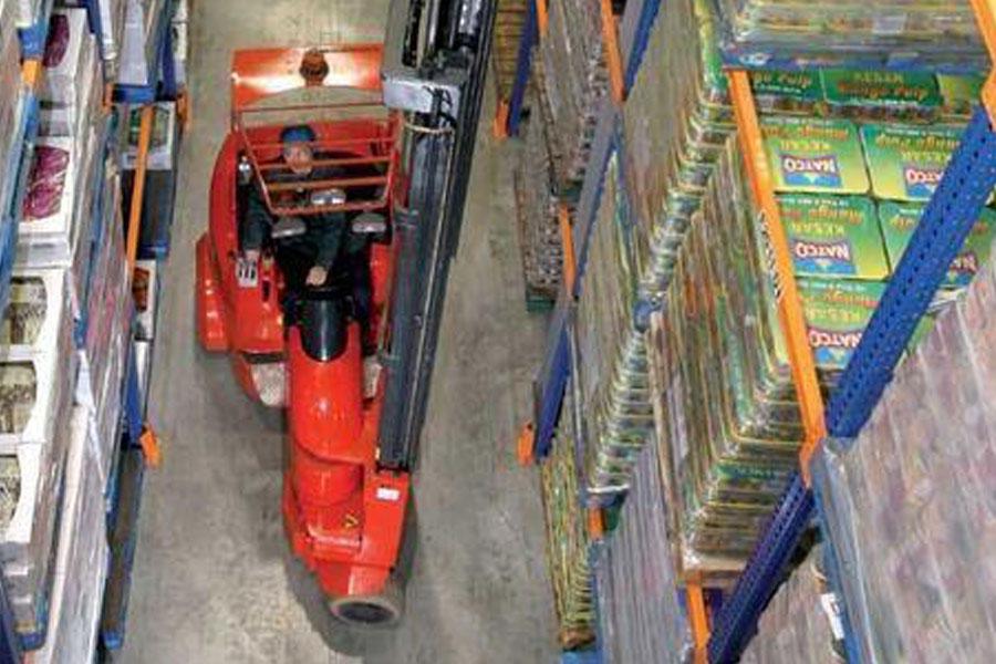 Flexi AC Hi Max Fork Lift Truck