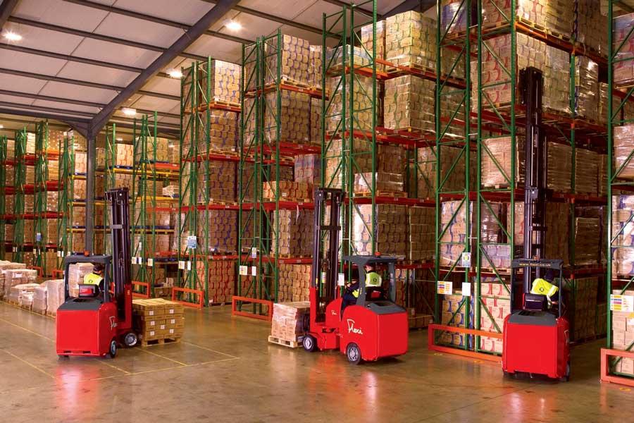 Flexi Eco Fork Lift Truck