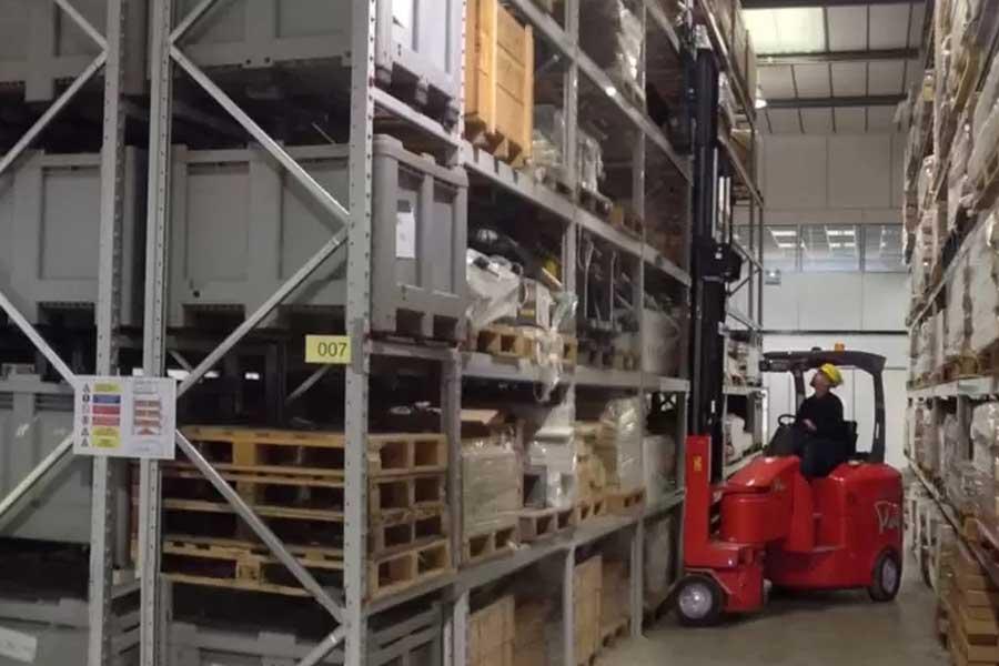 Flexi StorMAX 22/25 Fork Lift Trucks