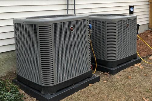 heat pump installation summerville