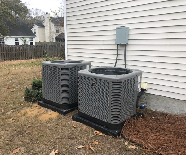 heat pump system in summerville