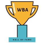 Workplace Benefits Association Hall Of Fame Award