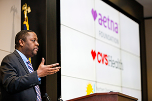 Aetna Insurance President Garth Graham