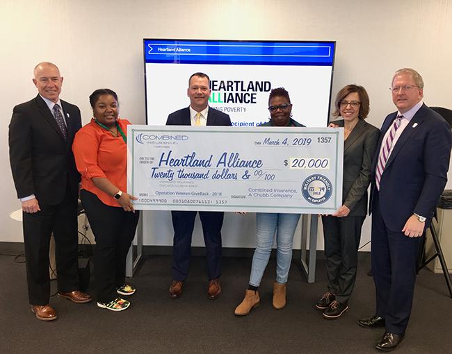 Heartland Alliance Award