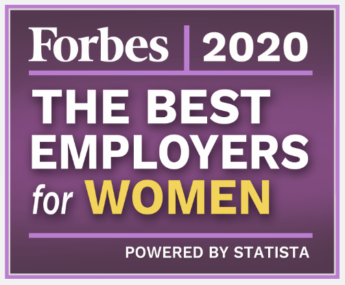 Paylogix Congratulates 4 Co-op Partners For Earning Forbes Best Employers For Women 2020 Status