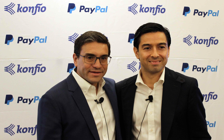 Paypal & Konfio - LATAM Expansion