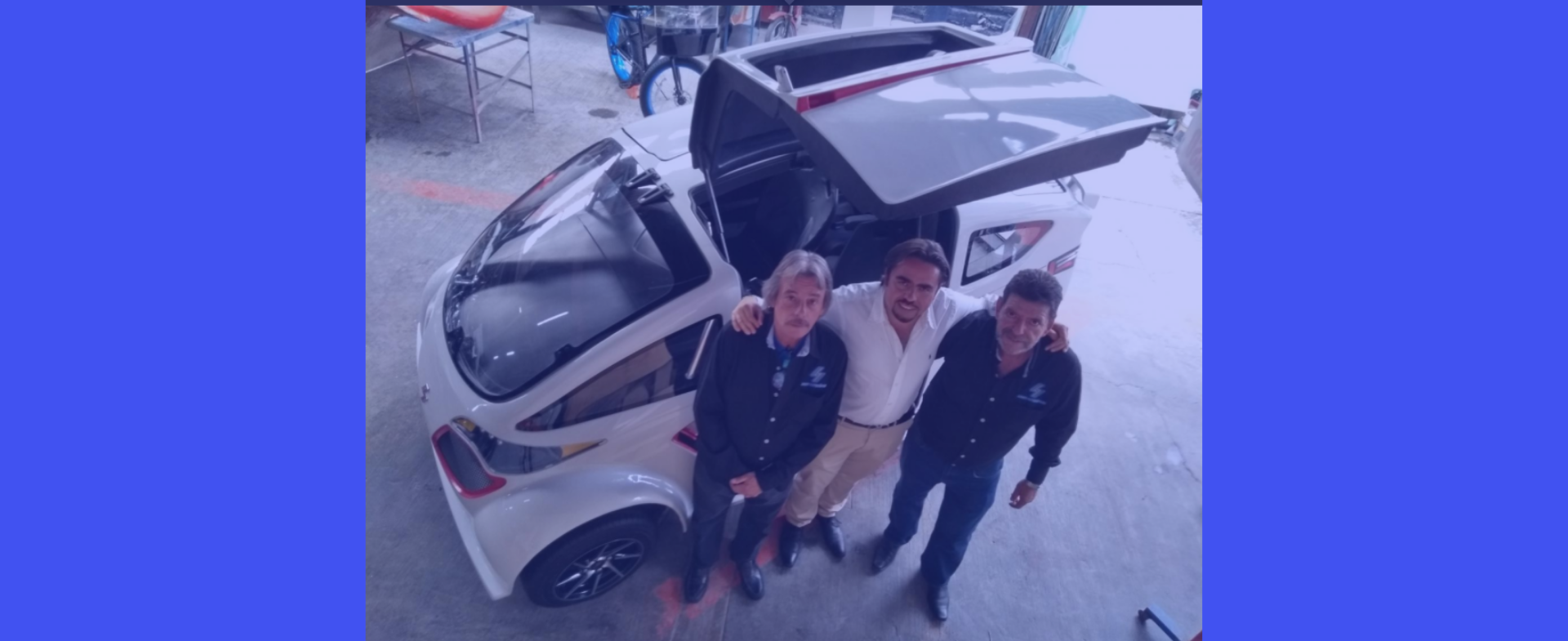 Meet The Electric Car That Will Disrupt Mexico's Auto Market
