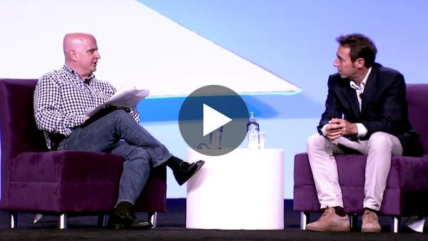 eMerge Americas 2018 - Keynote Marcos Galperin and Christopher Schroeder