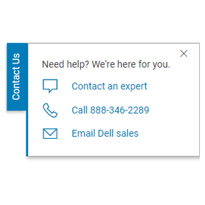 "Use ""Contact Us"" or ""Chat or Call"" as the tab label (and only use the latter when drawer options include both chat and phone call)."