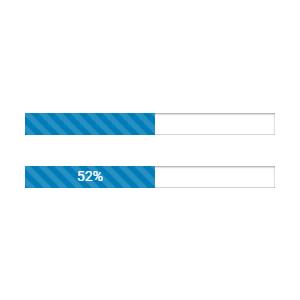 Progress Indicator with Animation