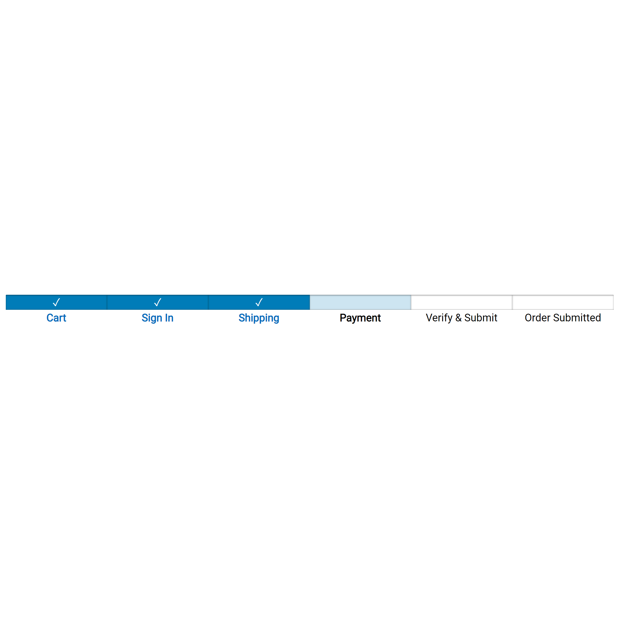 Standard User Progress Tracker