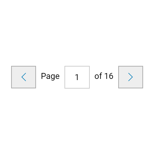 Pagination on Smaller Breakpoints