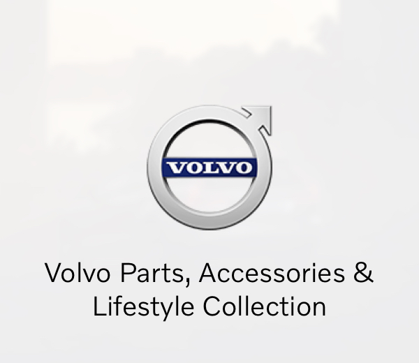 Volvo Parts, Accessories & Lifestyle Collection