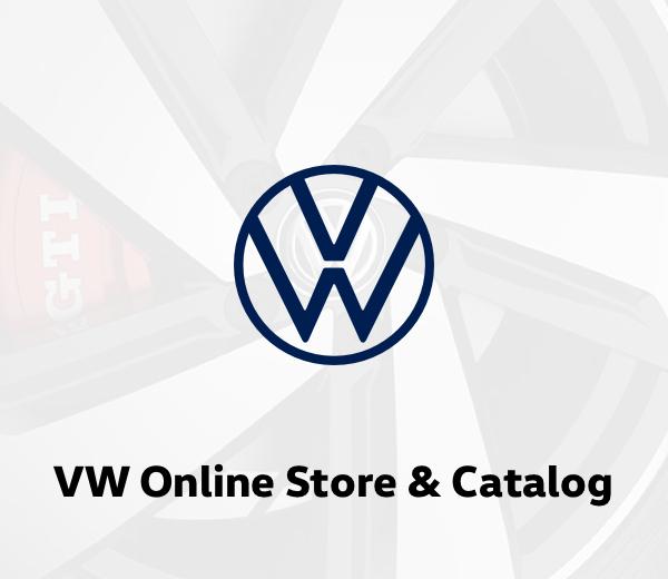 VW Online Store & Catalog