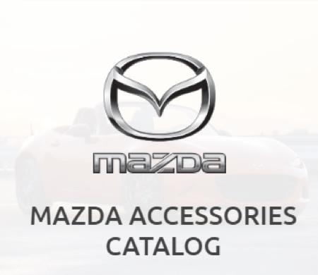 Mazda Accessories Catalog