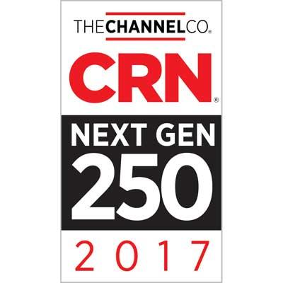 2017 CRN Next Gen 250 logo