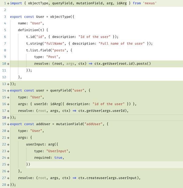 TypeGraphQL and GraphQL Nexus — A Look at Code-First APIs 👀