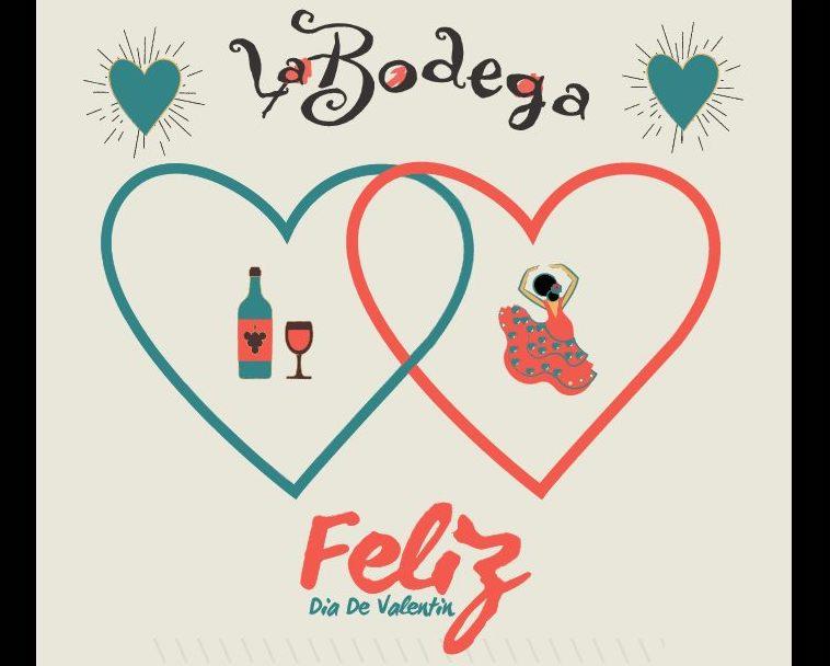 La Bodega Valentine's Day
