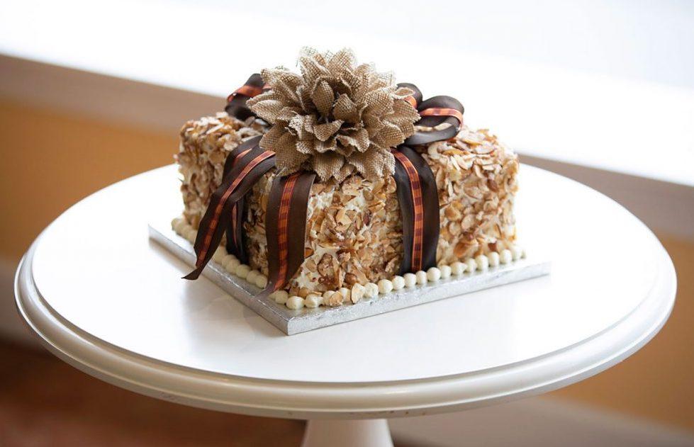 Prantl's Bakery's almond torte