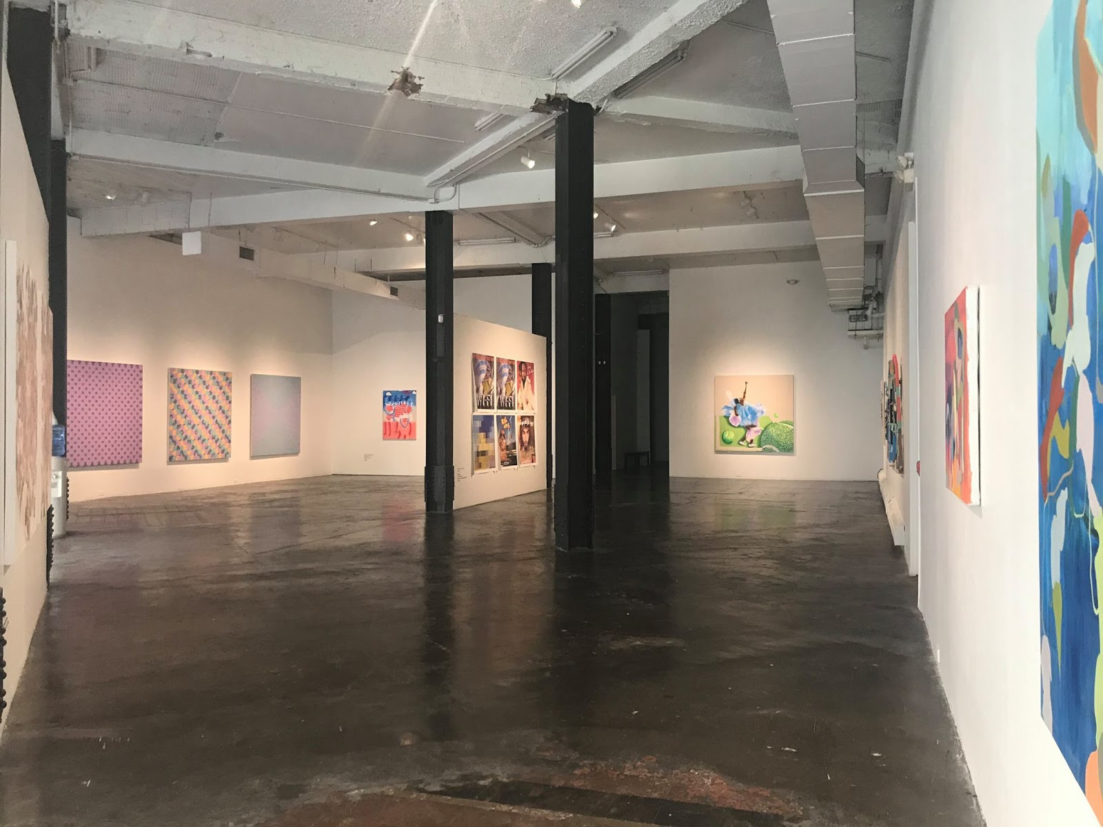 Pieces are featured at SPACE Gallery
