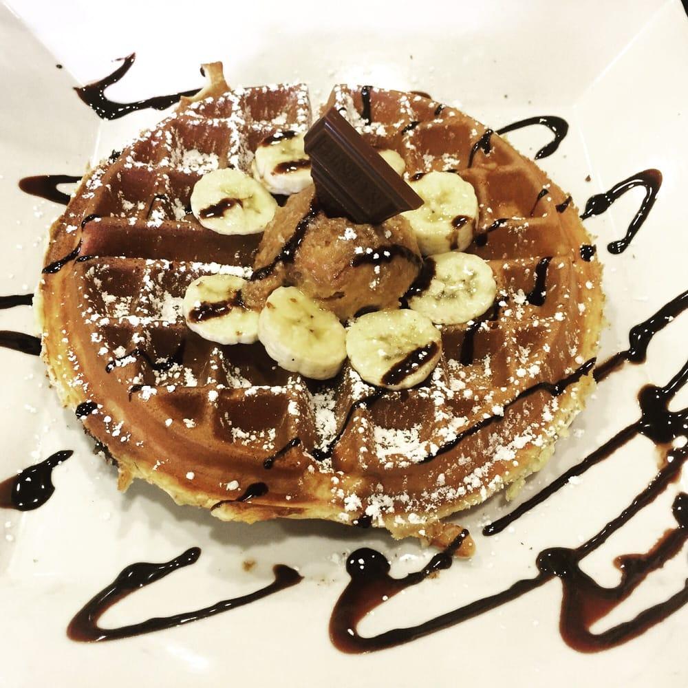 Waffles Incaffeinated serves creative, delicious fare