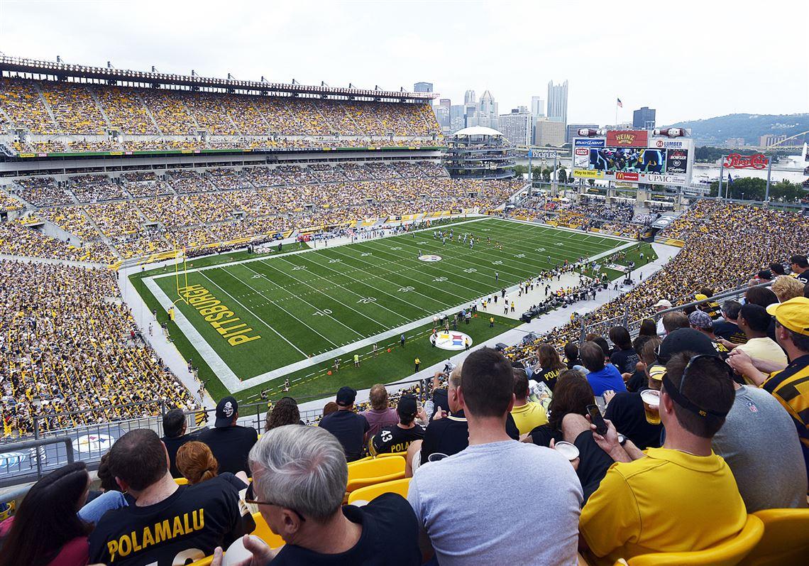 Pittsburgh's Heinz field