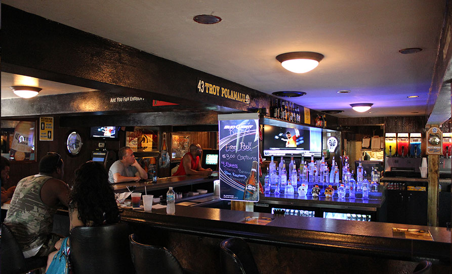 Rumerz Sports Bar and Grill